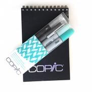 A Copic Welcome & Blog Hop Prize